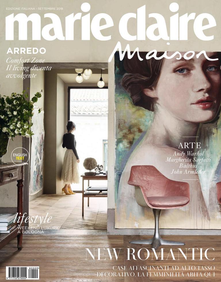 marie claire maison italia magazine digital. Black Bedroom Furniture Sets. Home Design Ideas
