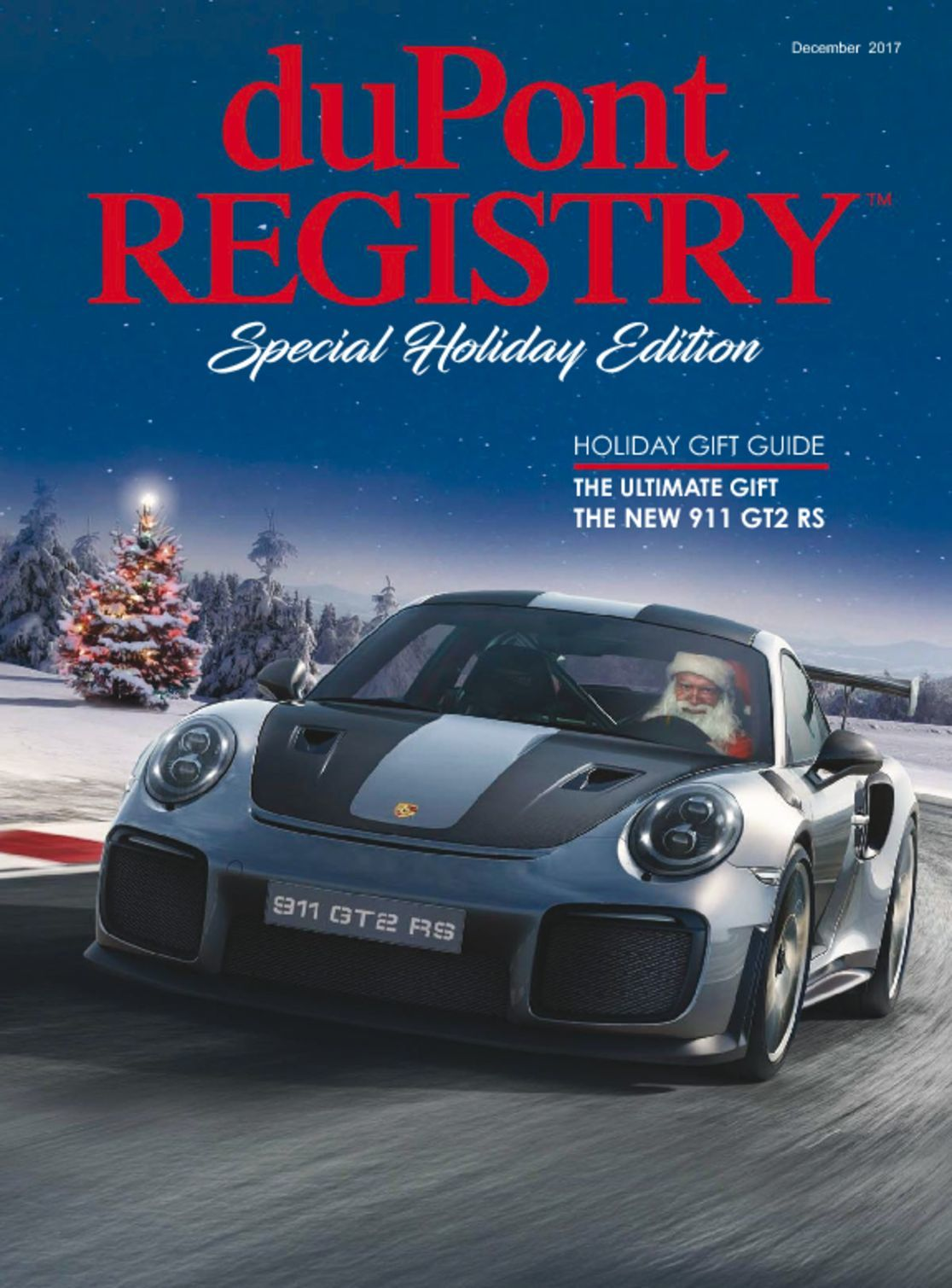 Dupont Registry Magazine Subscription
