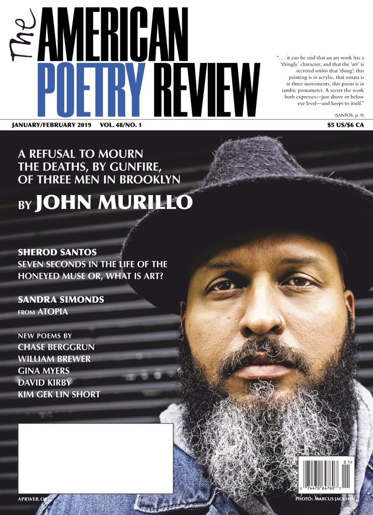 The American Poetry Review Digital