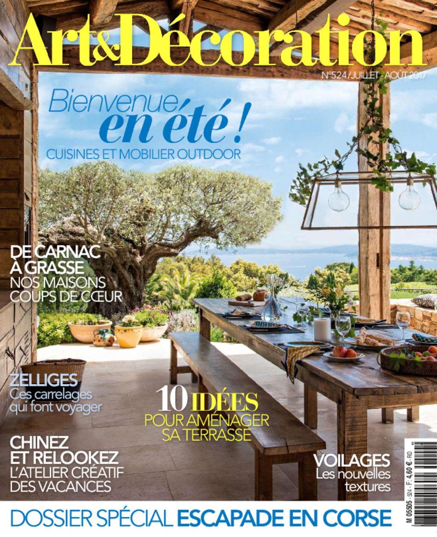 Art d coration magazine digital for Art decoration magazine