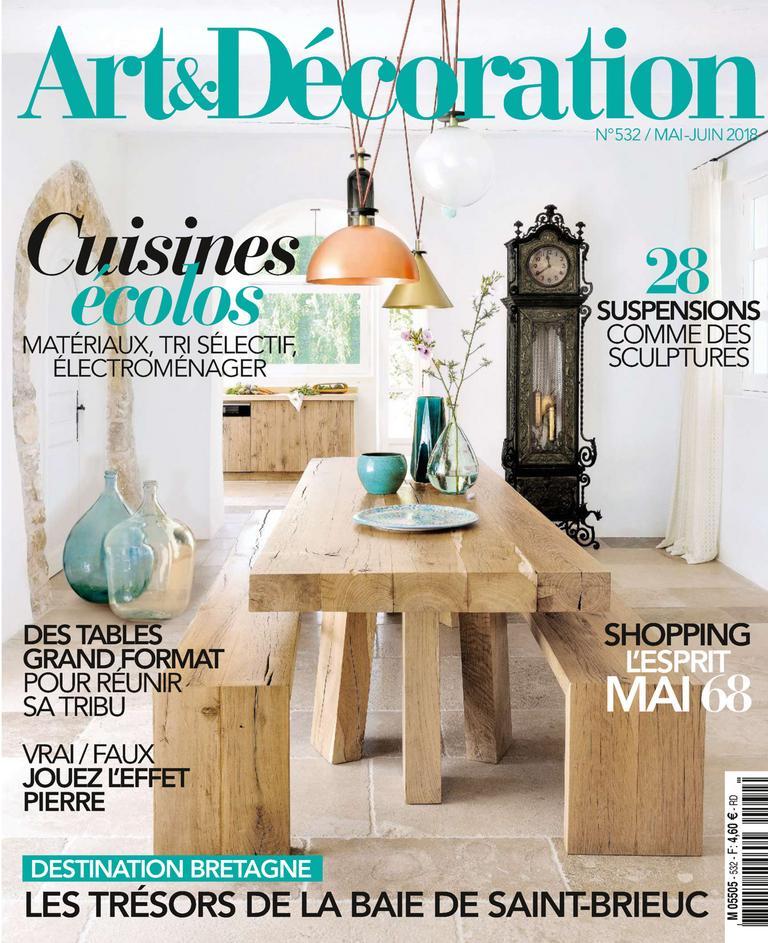 art d coration magazine digital. Black Bedroom Furniture Sets. Home Design Ideas