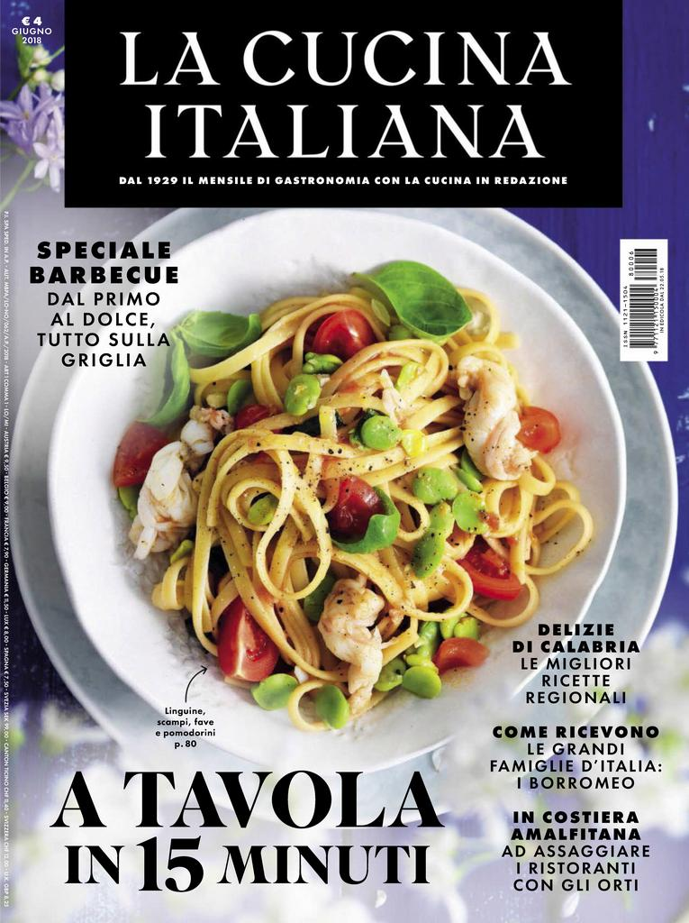 La cucina italiana magazine digital for Cucina italiana