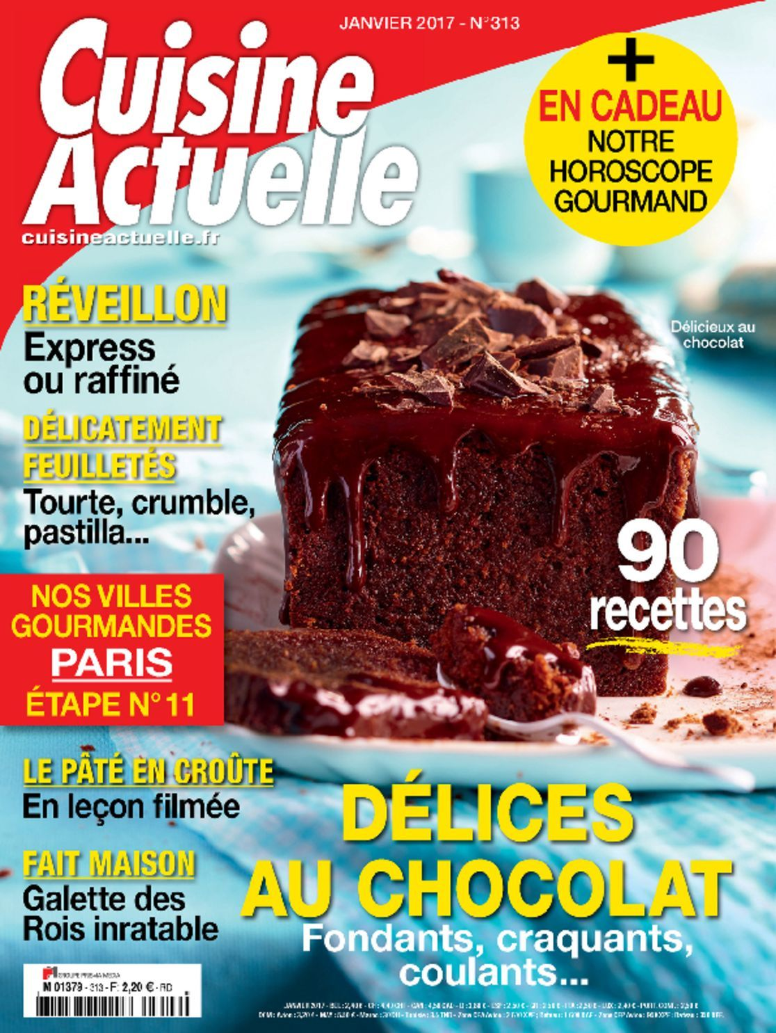 cuisine actuelle digital magazine. Black Bedroom Furniture Sets. Home Design Ideas