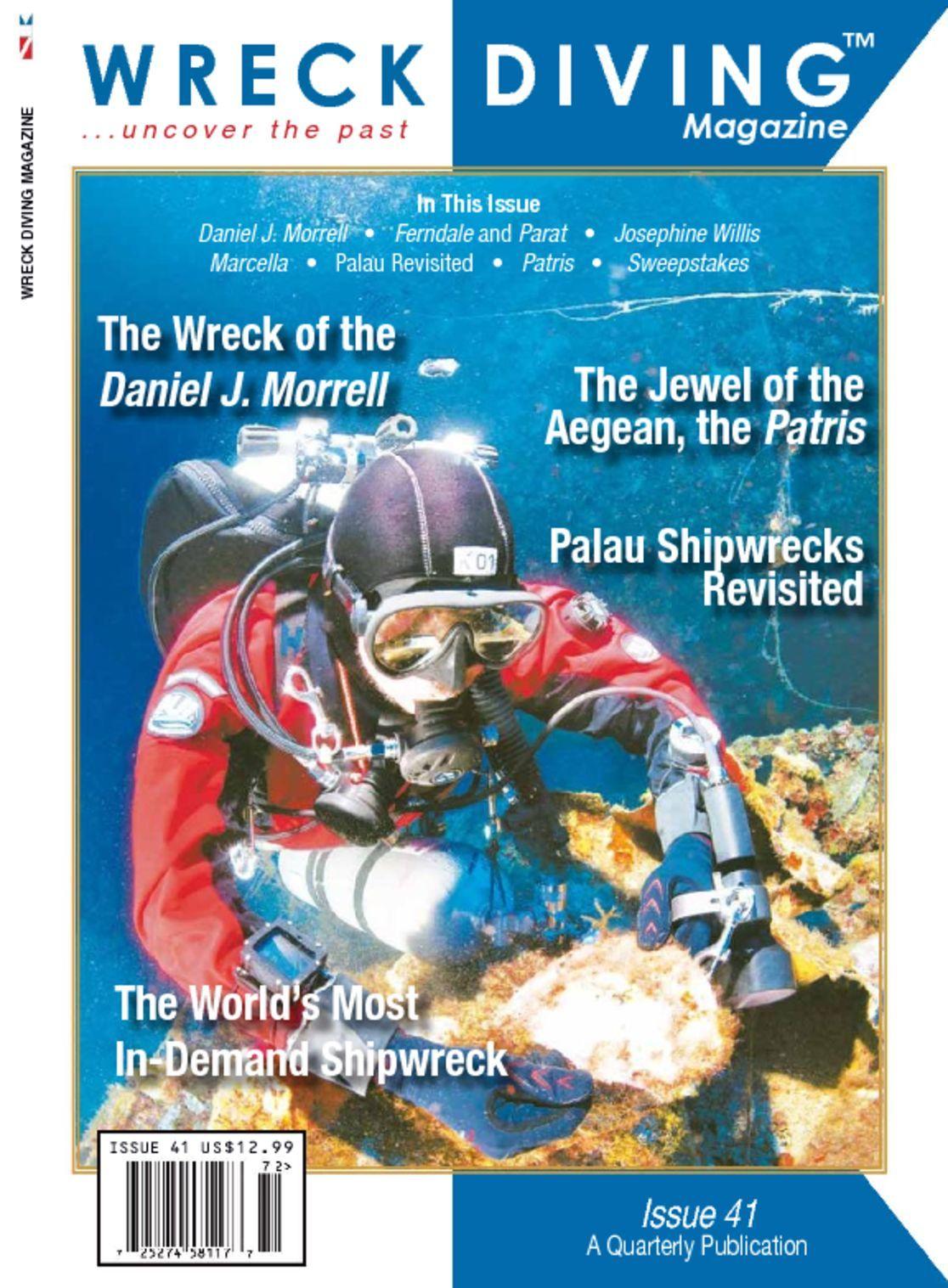 Wreck Diving Digital