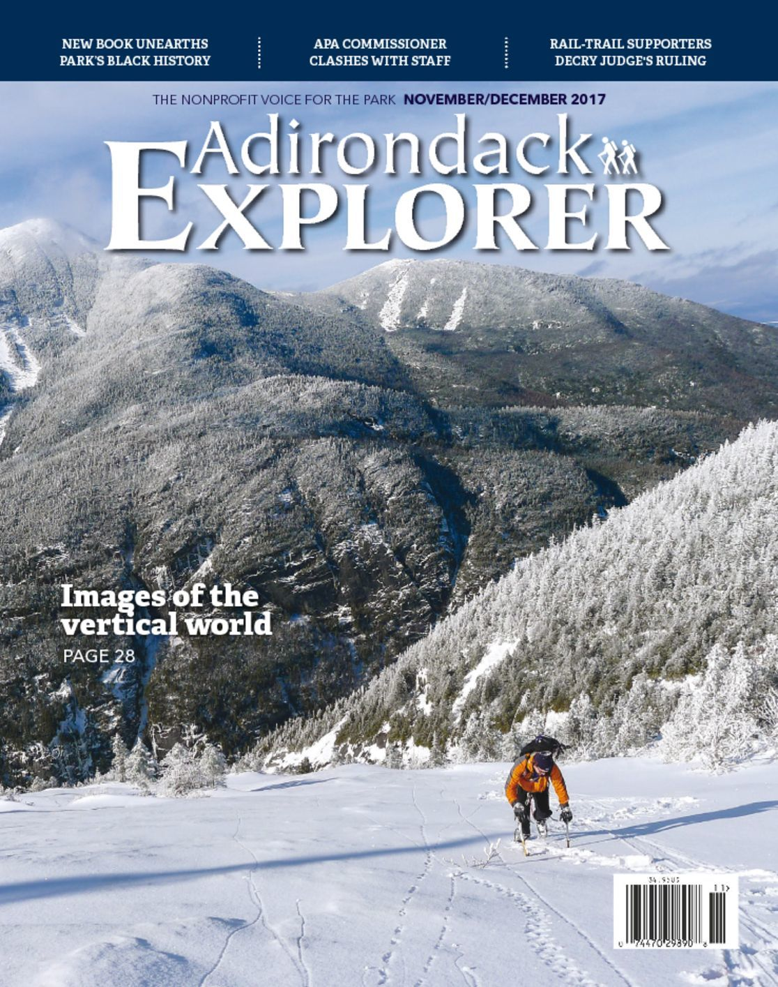Adirondack Explorer Digital