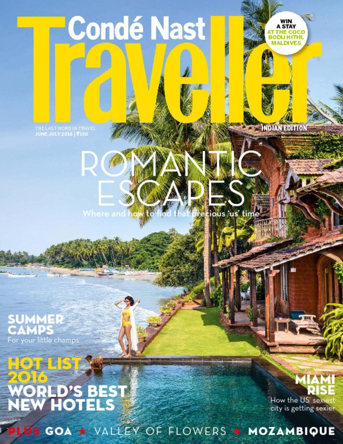 Asian Traveller Magazine India