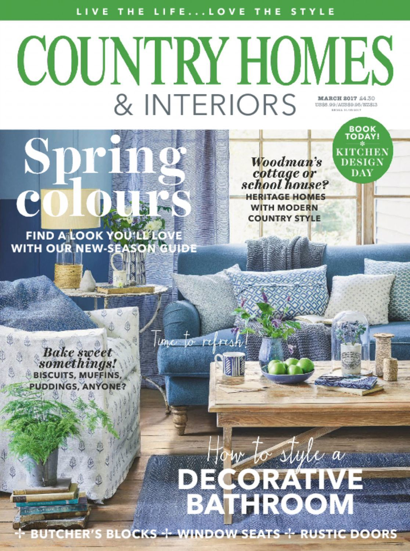 country homes interiors digital magazine
