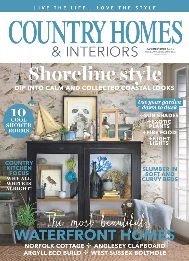 Country Homes Interiors Digital