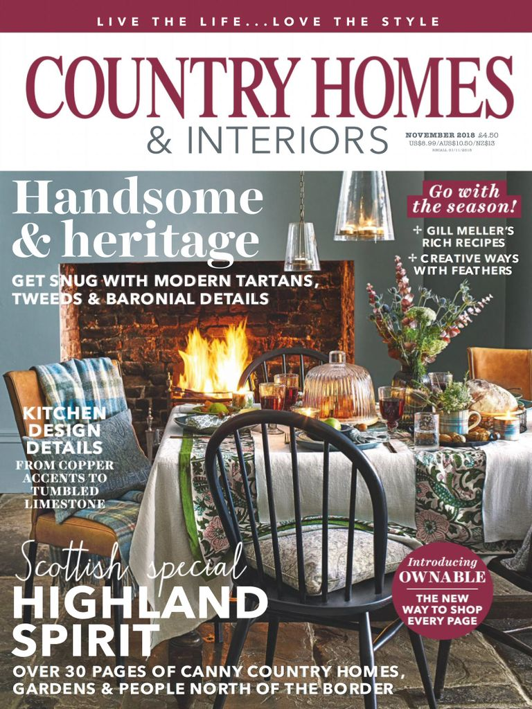 Country Homes Interiors Digital