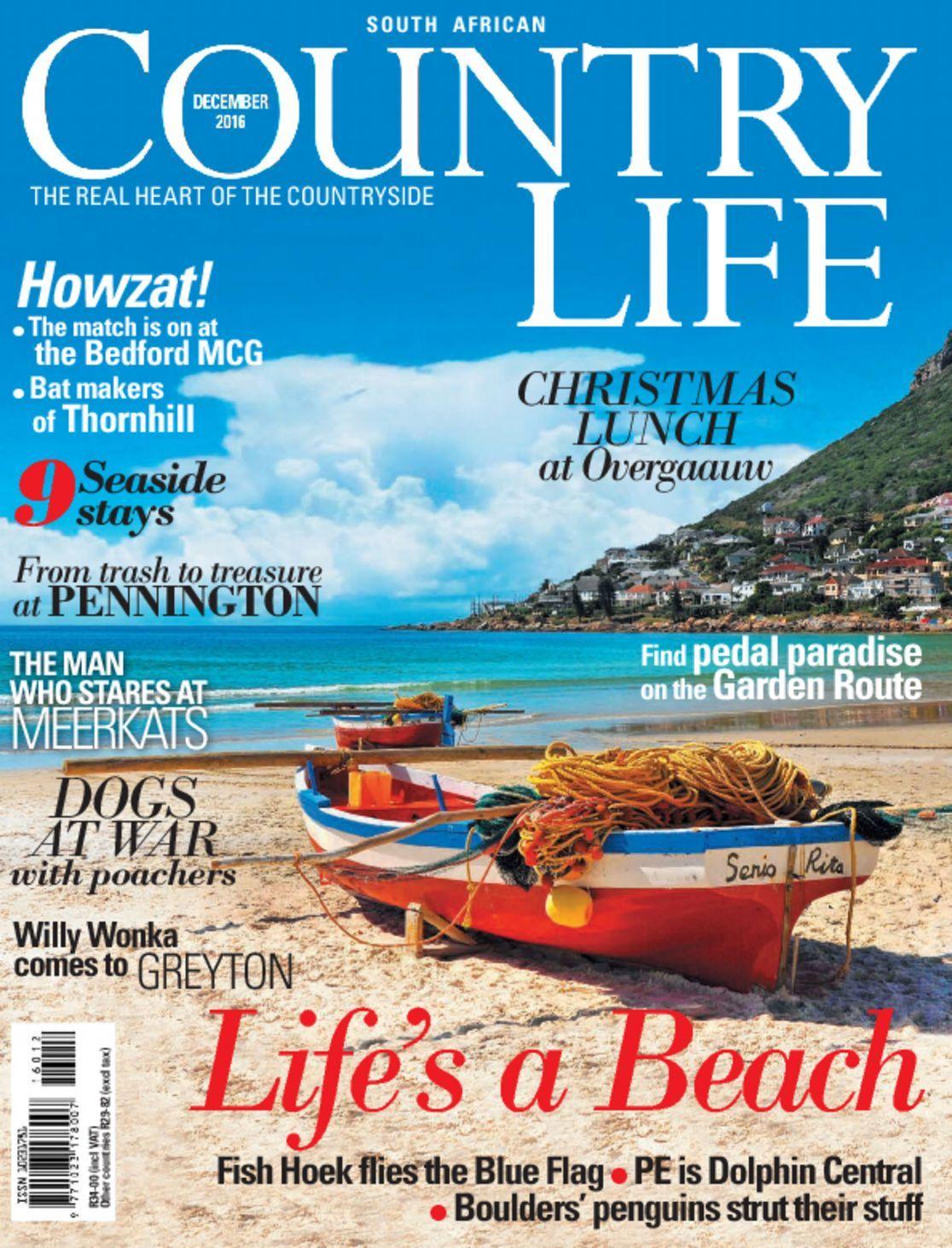 Sa country life digital magazine for Sa fishing promo code free shipping