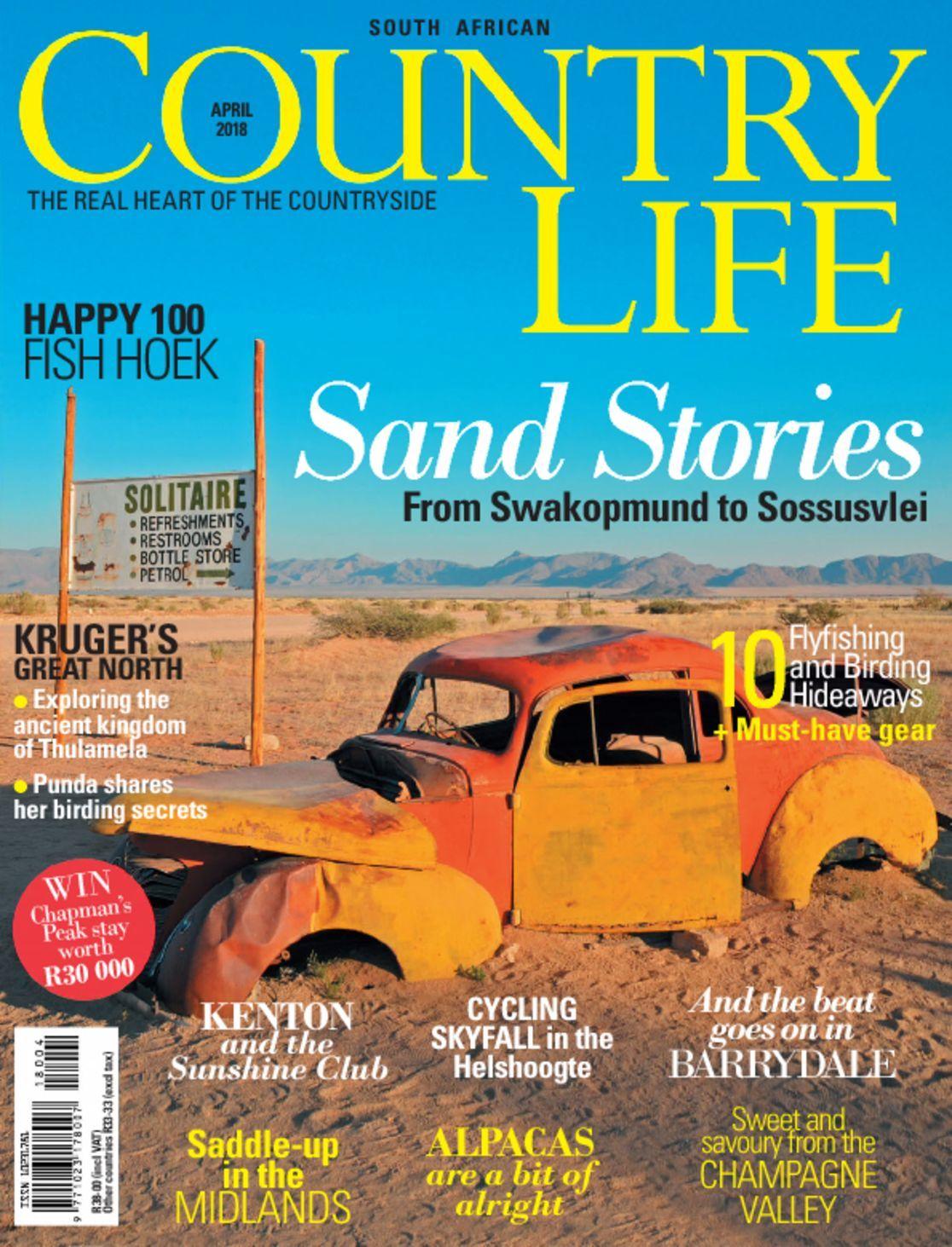 Sa country life magazine digital for Sa fishing promo code free shipping