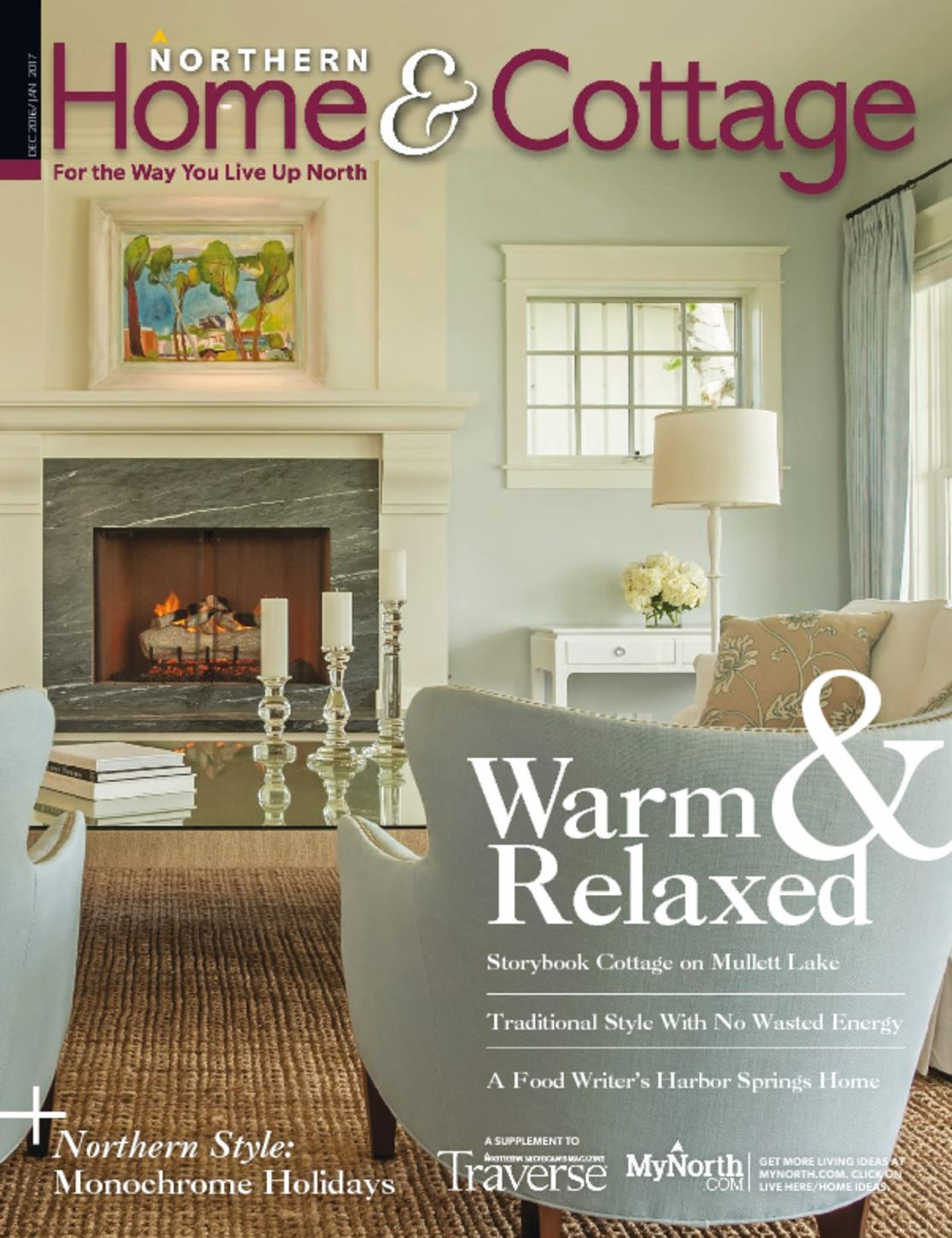 Northern home and cottage digital magazine for Home and cottage magazine