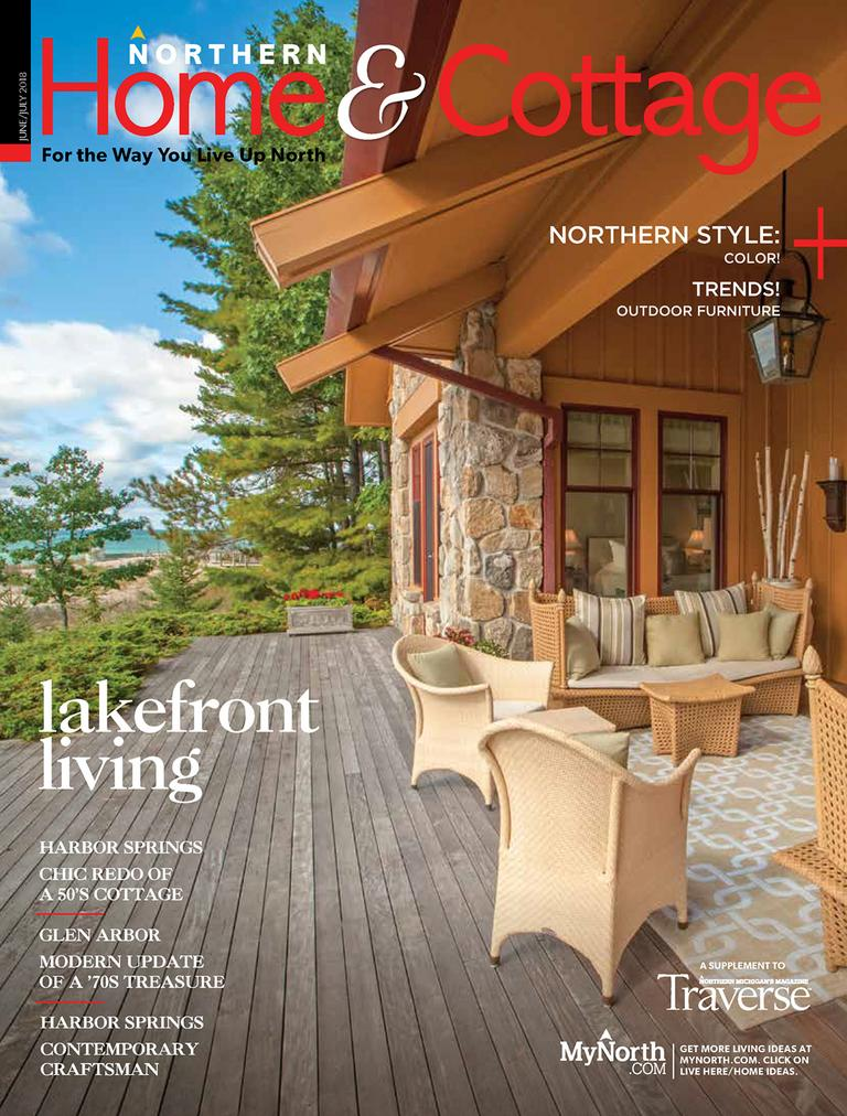 Northern home and cottage magazine digital for Home and cottage magazine