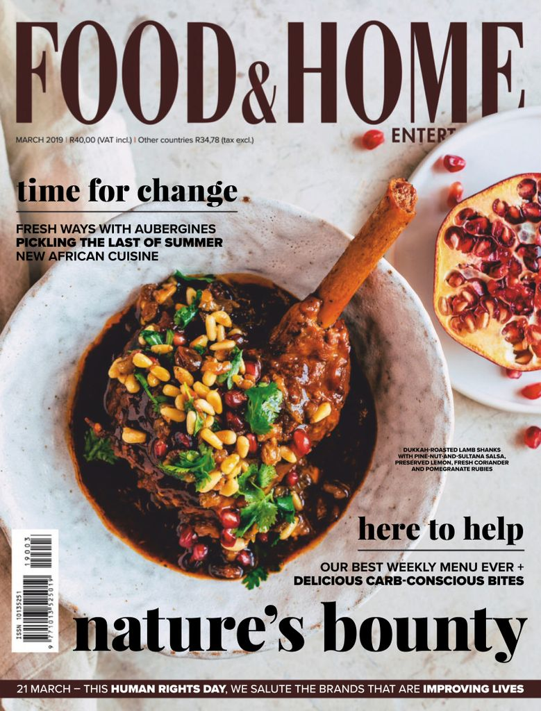 Food & Home Entertaining (Digital)