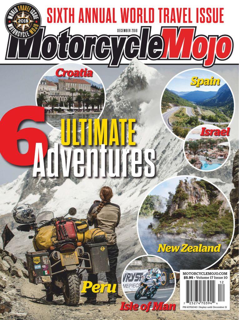 Motorcycle Mojo Digital