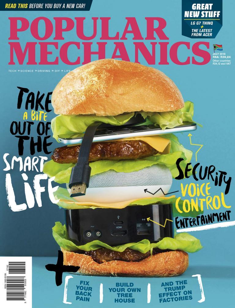 Popular Mechanics South Africa Digital