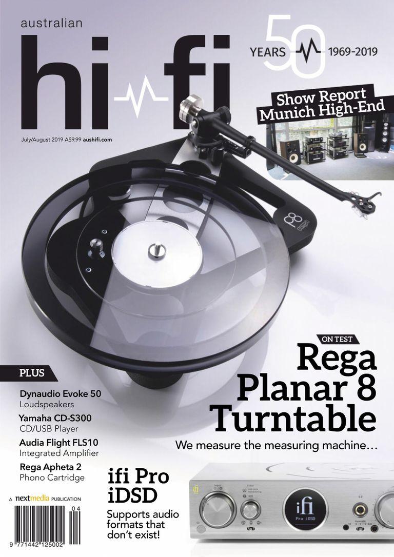 Australian HiFi Magazine Subscription (Digital)