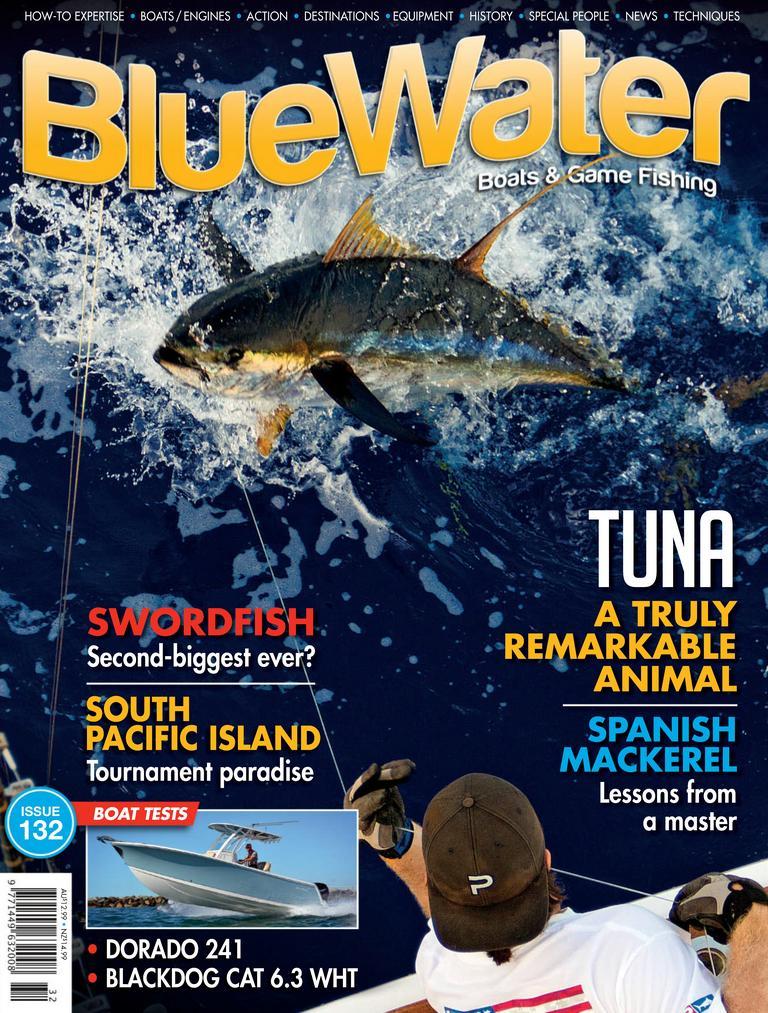 BlueWater Boats Sportsfishing Digital