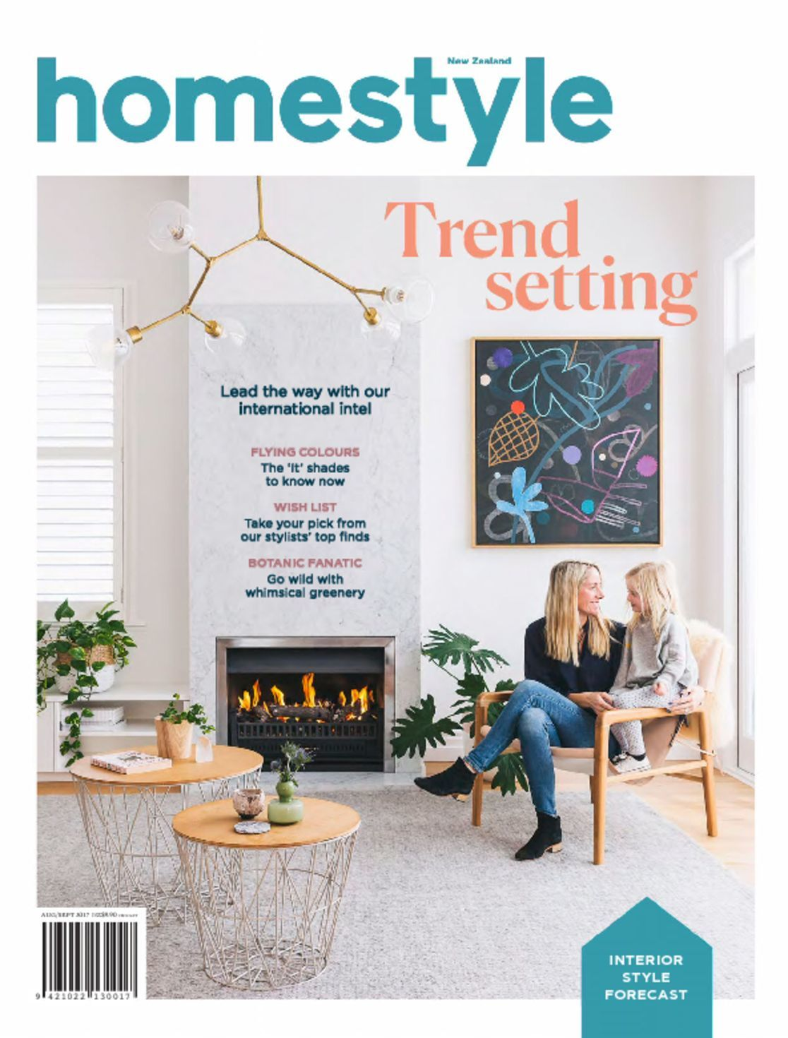 Homestyle magazine digital for Style at home august 2017