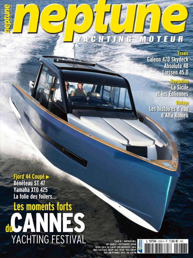 Neptune Yachting Moteur Digital