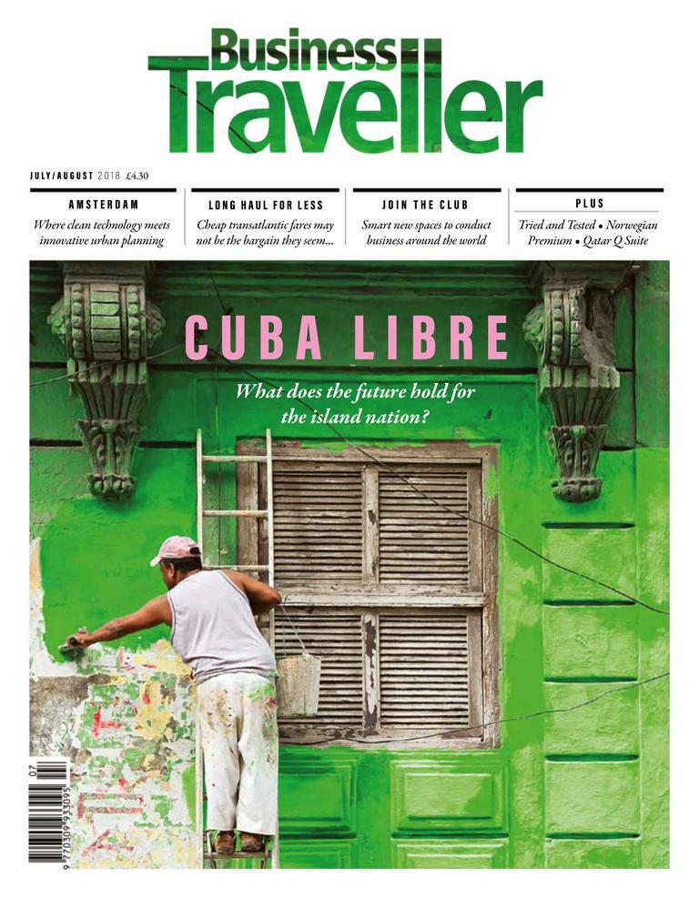 Business Traveller Digital