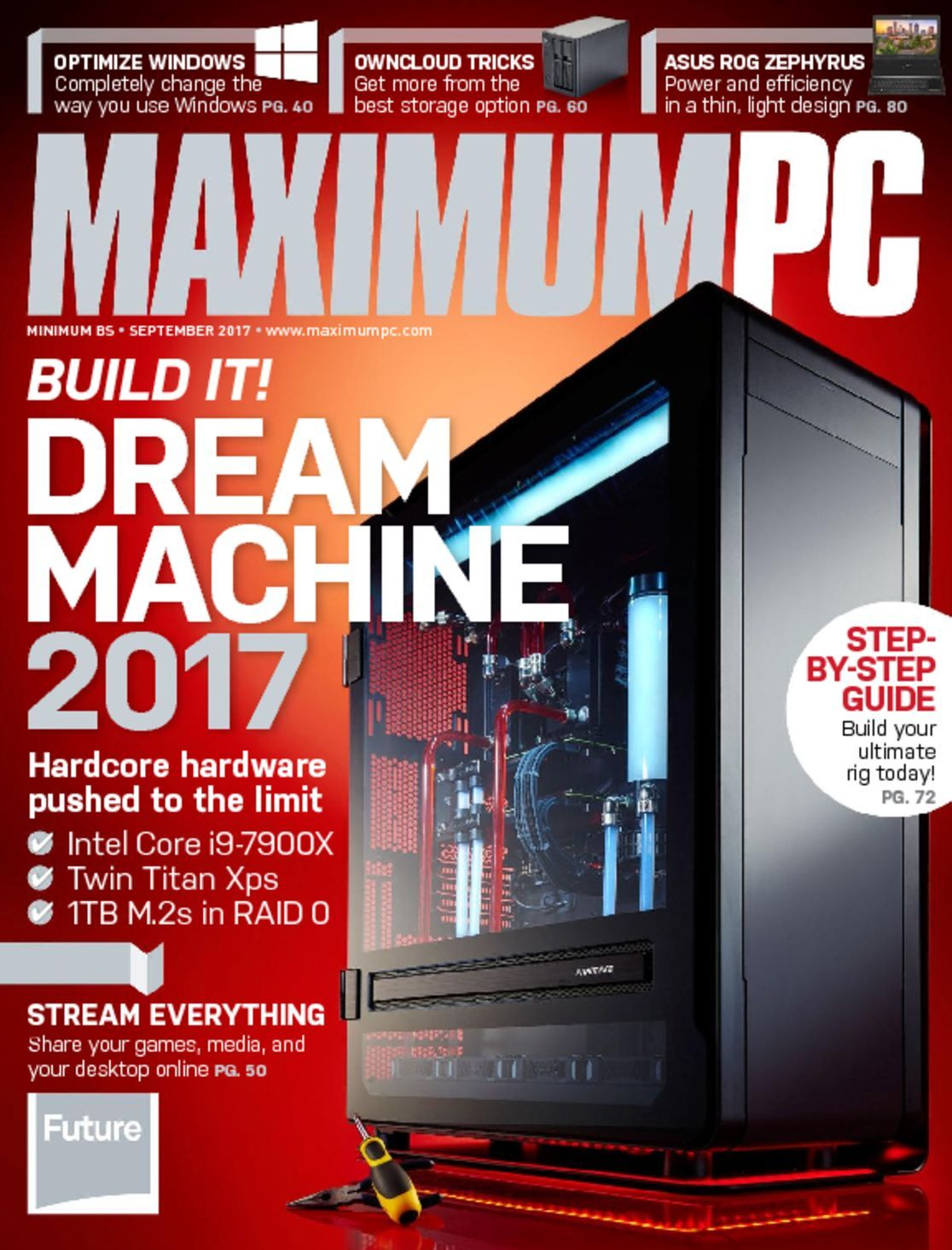 Maximum PC Magazine  Savvy PC - DiscountMags.com