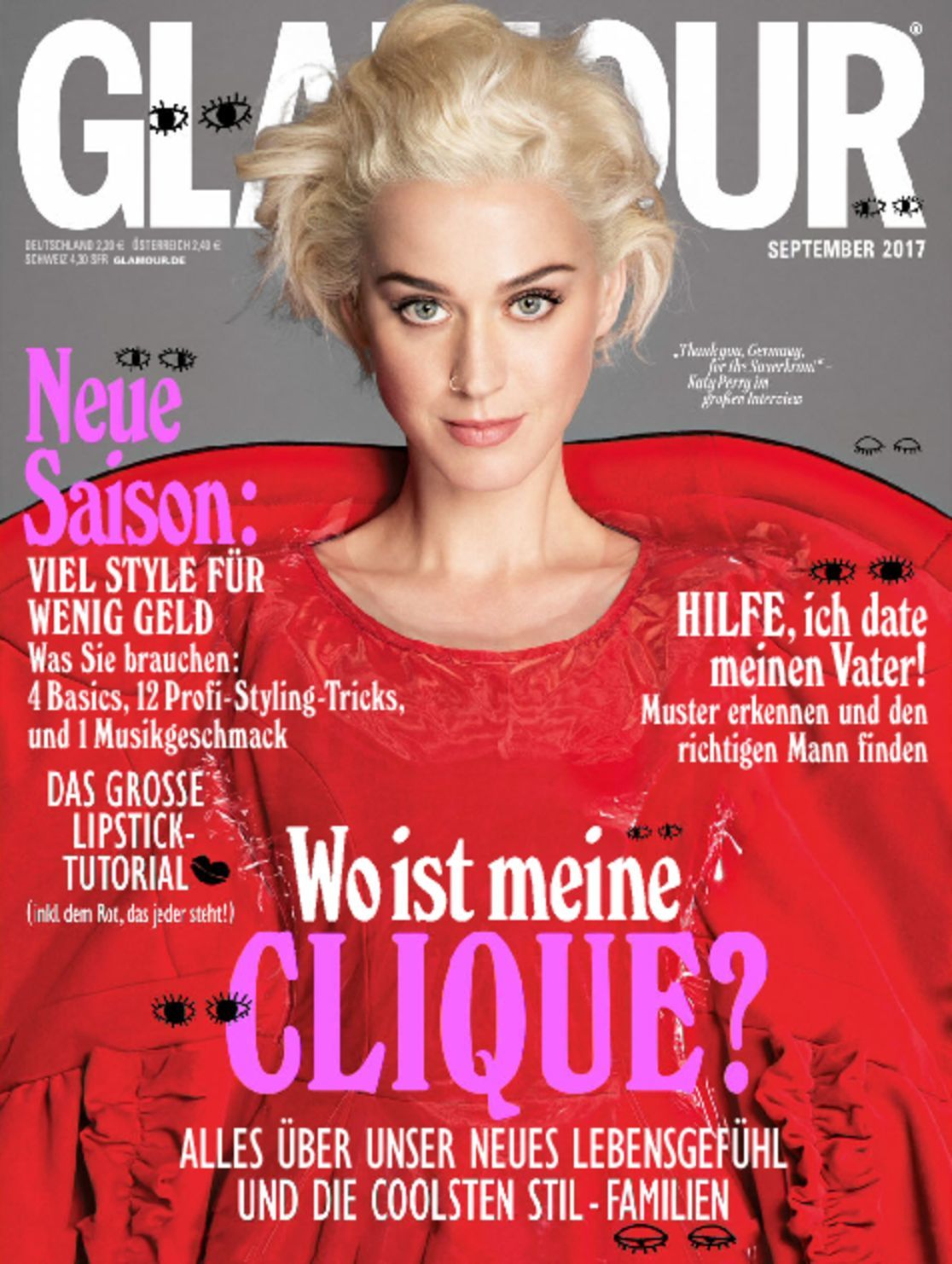 glamour magazin deutschland magazine digital. Black Bedroom Furniture Sets. Home Design Ideas