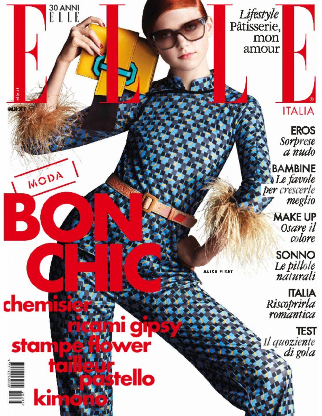 Elle italia digital magazine for Elle italia
