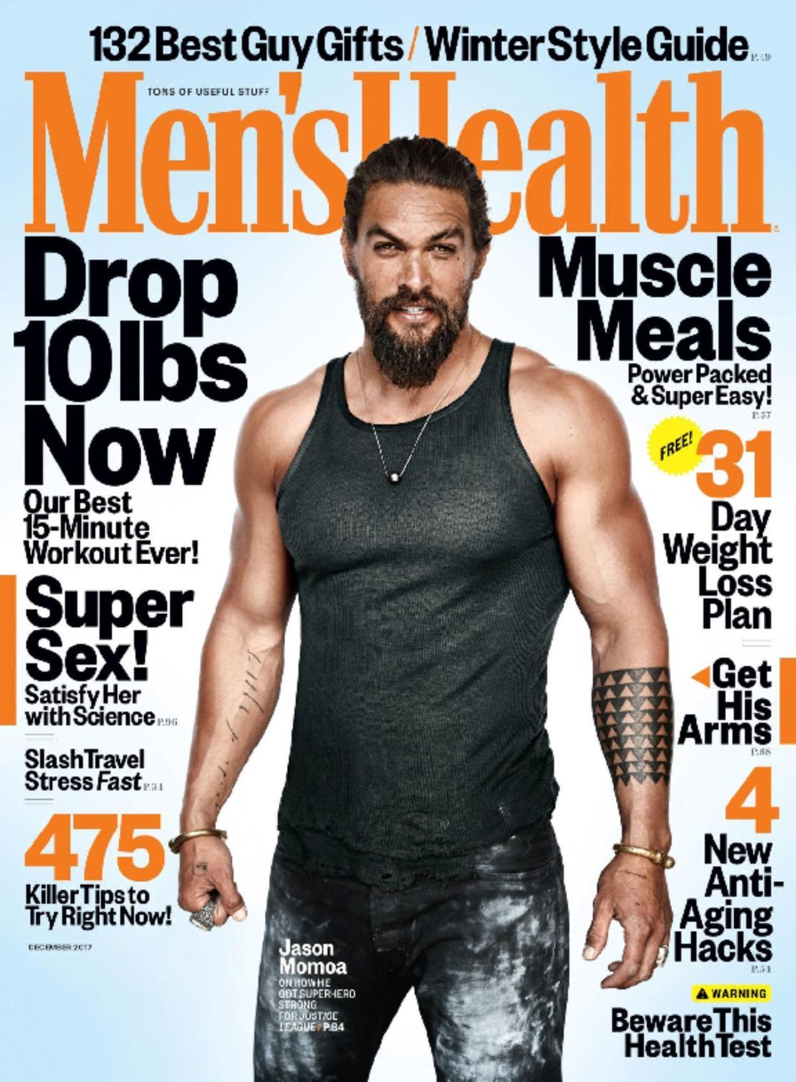 Men s Health Magazine Subscription Discount