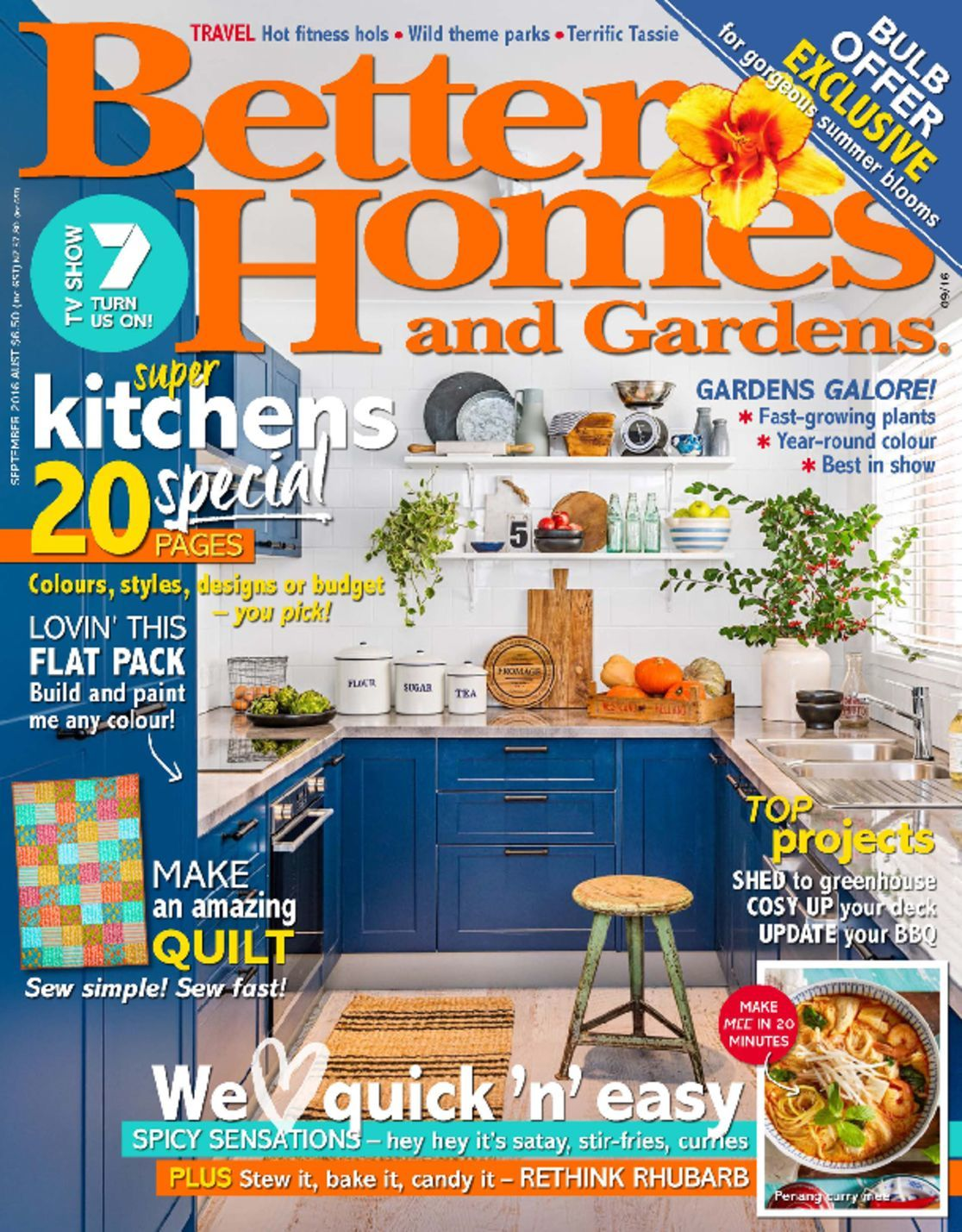 Better homes and gardens australia digital magazine Better homes and gardens current issue