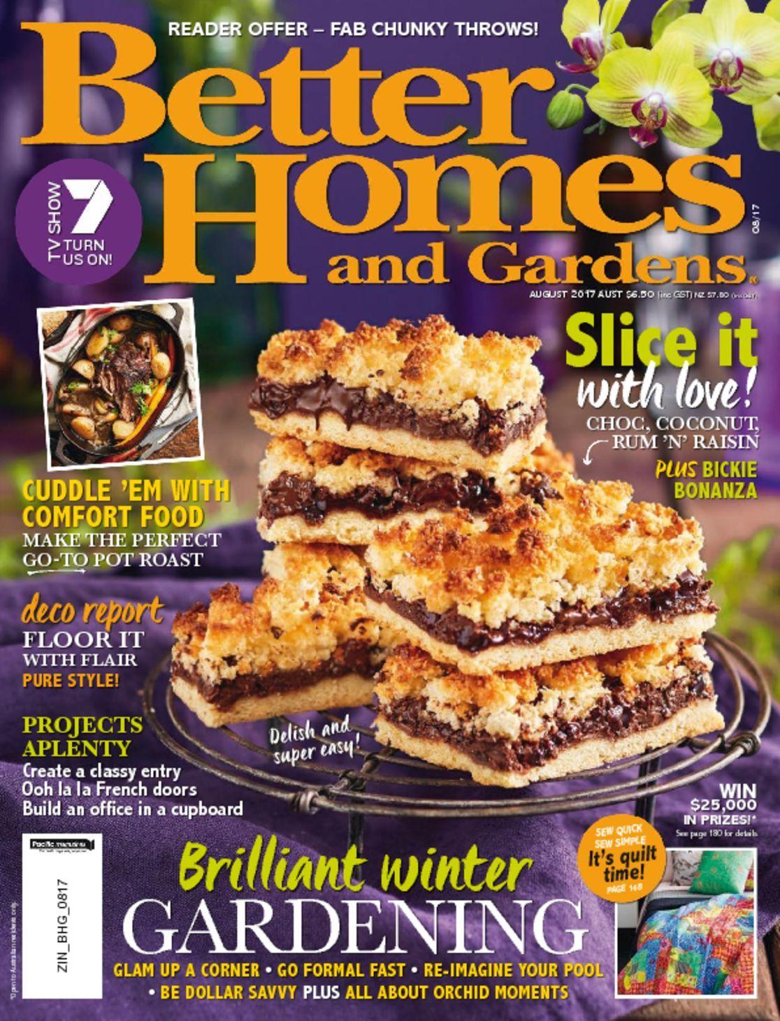 Better homes and gardens australia magazine digital Better homes and gardens australia