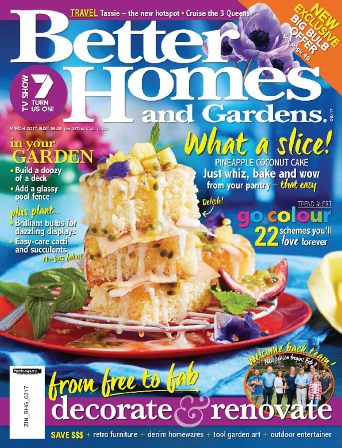 Better Homes Gardens: Better Homes And Gardens Australia (Digital) Magazine