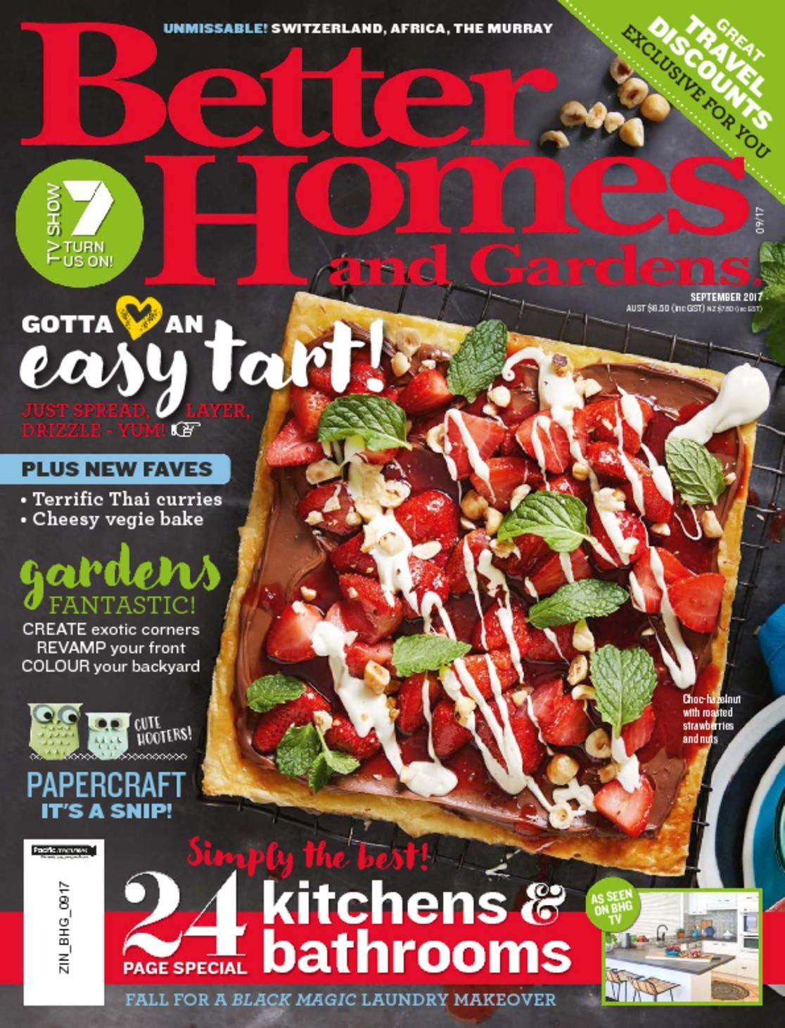 Better homes and gardens australia magazine digital Better homes and gardens current issue