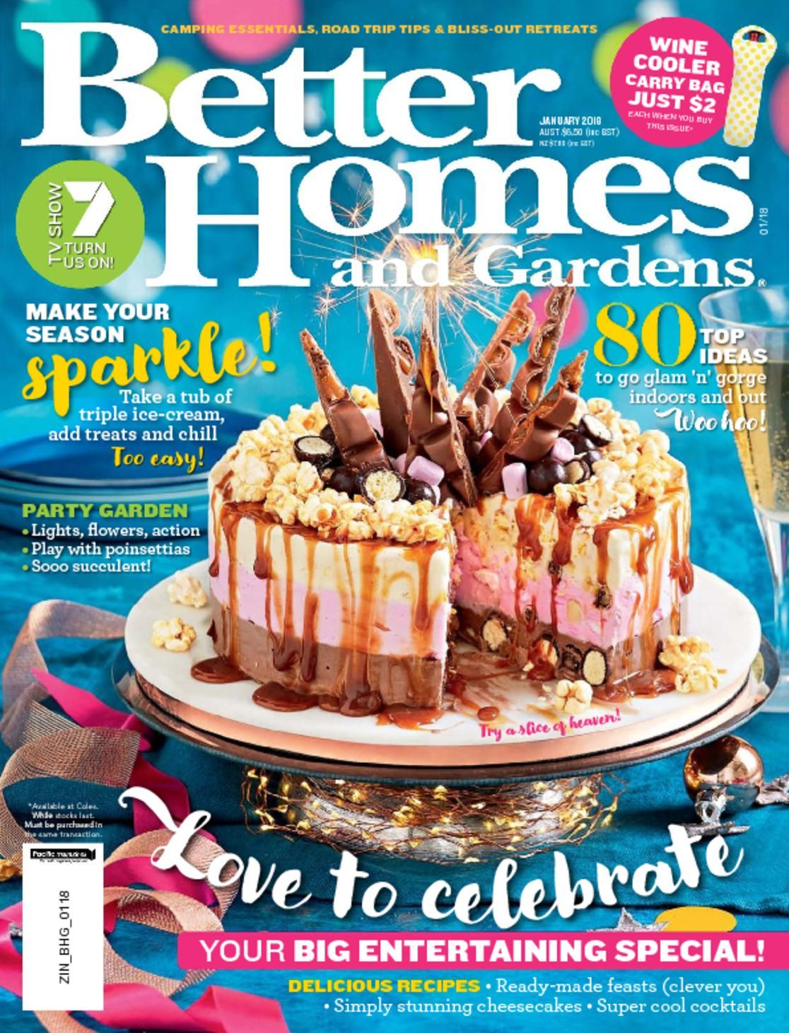 Better Homes And Gardens Australia Magazine Digital