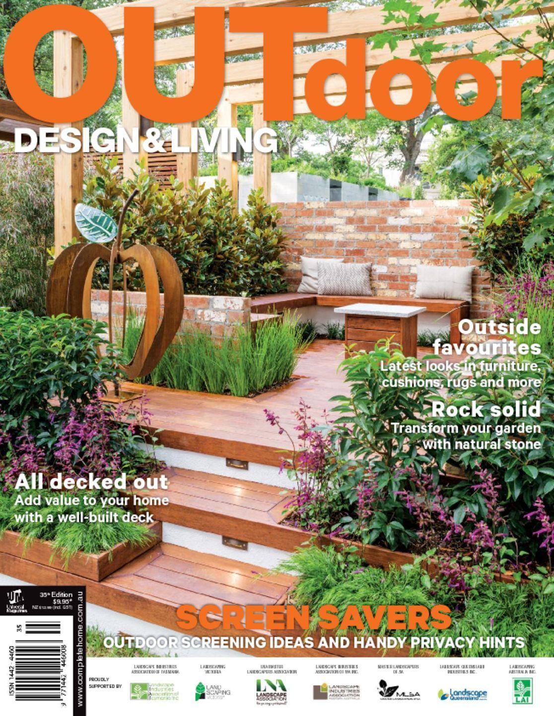 Outdoor Design & Living Magazine (Digital) - DiscountMags.com