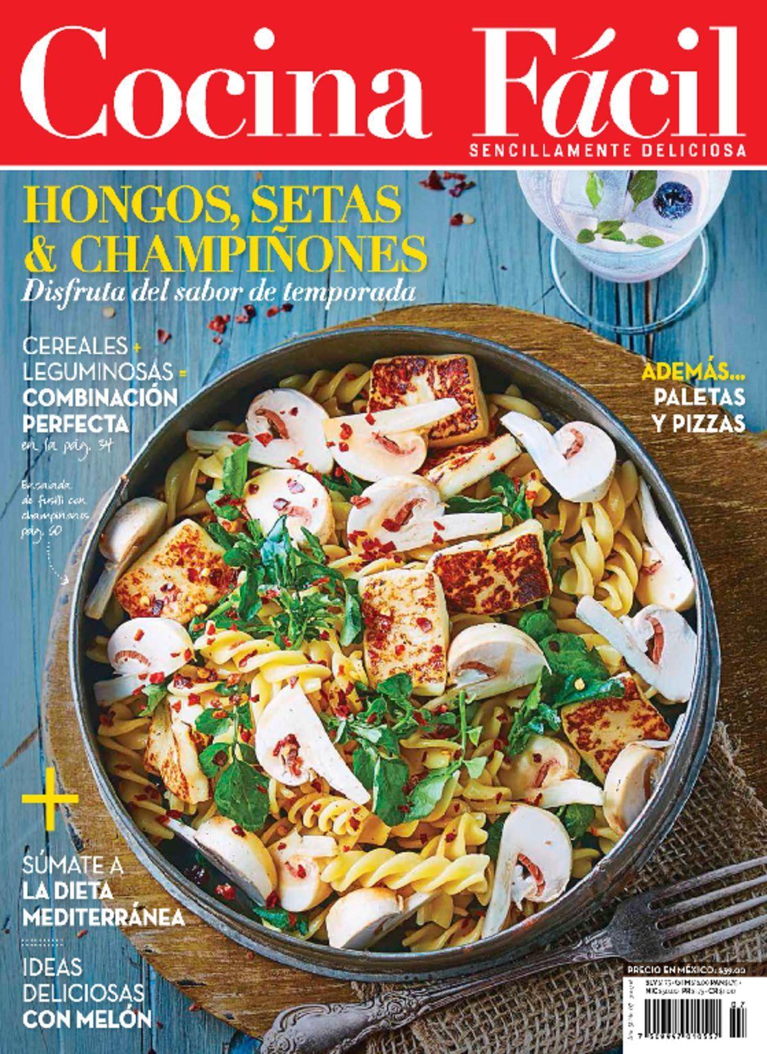 Cocina f cil digital magazine for Cocinar facil