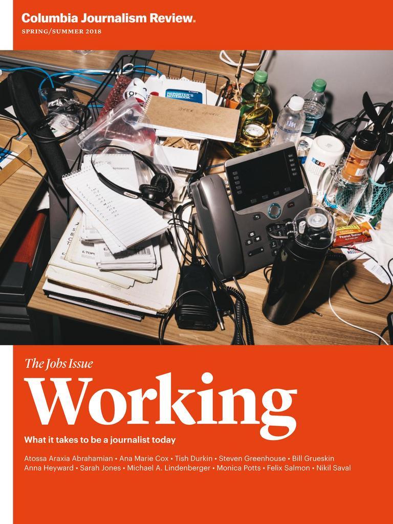 Columbia Journalism Review Digital