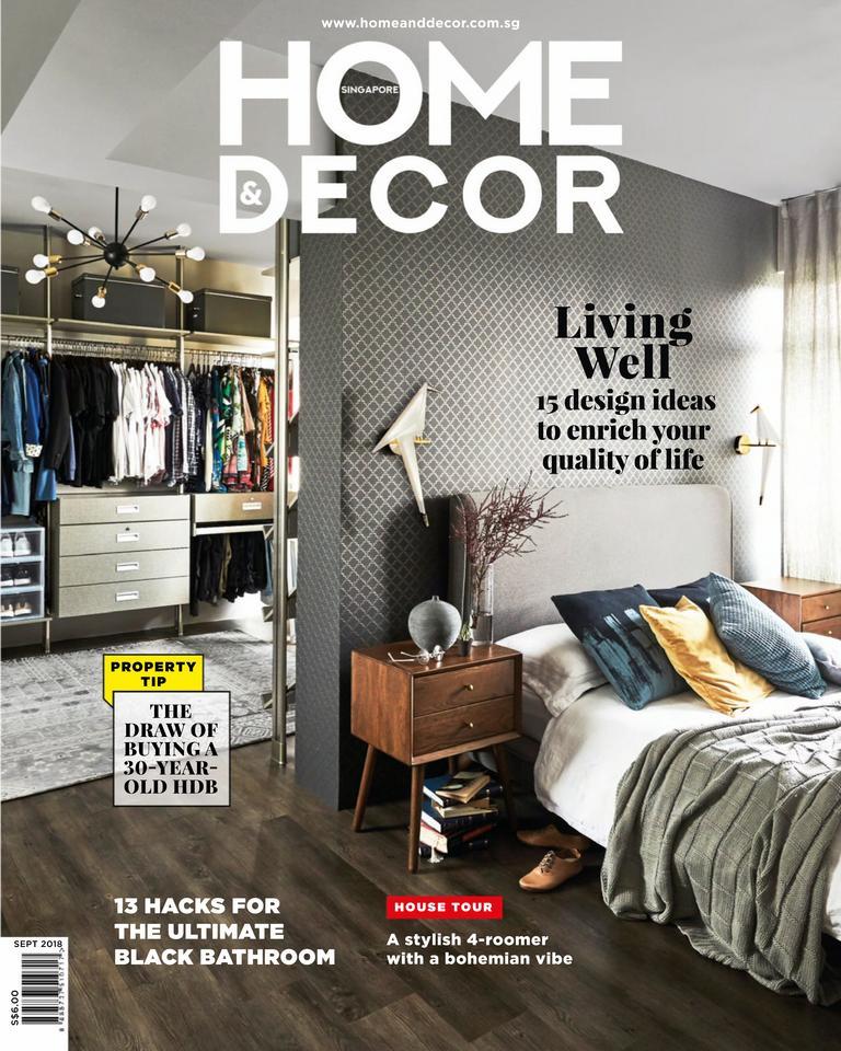 Magazine For Home Decor: Home & Decor Magazine (Digital)