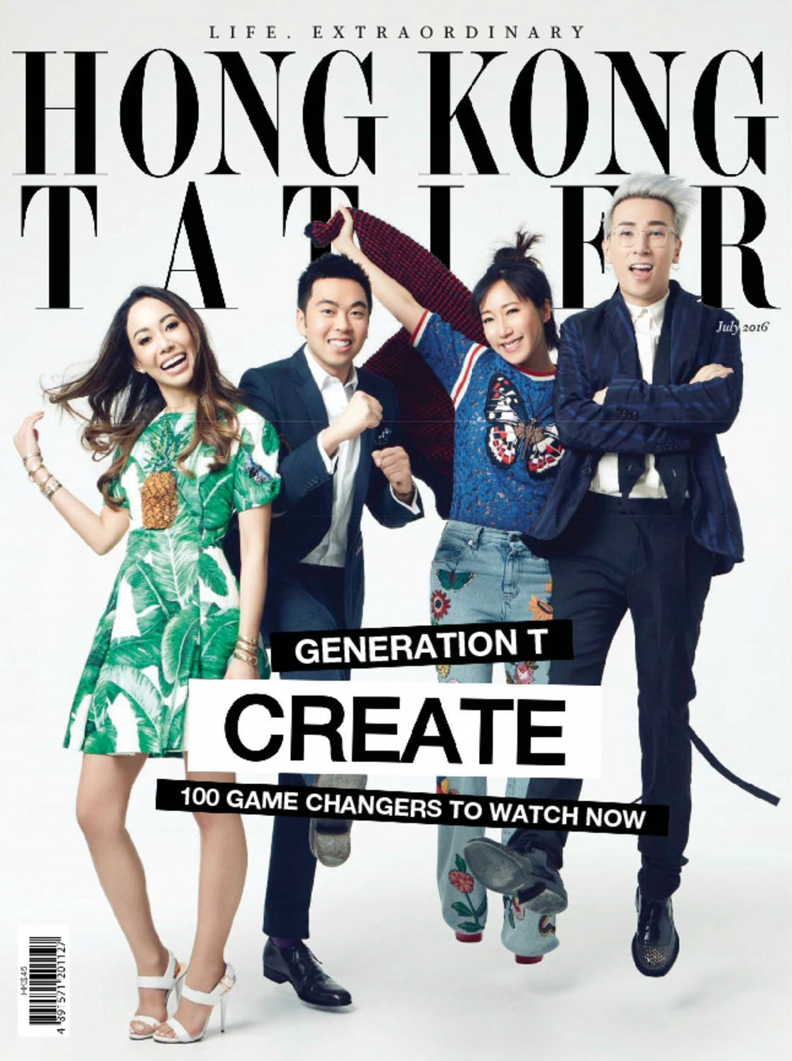 Free shipping (tax included) VOGUE HONG KONG Magazine
