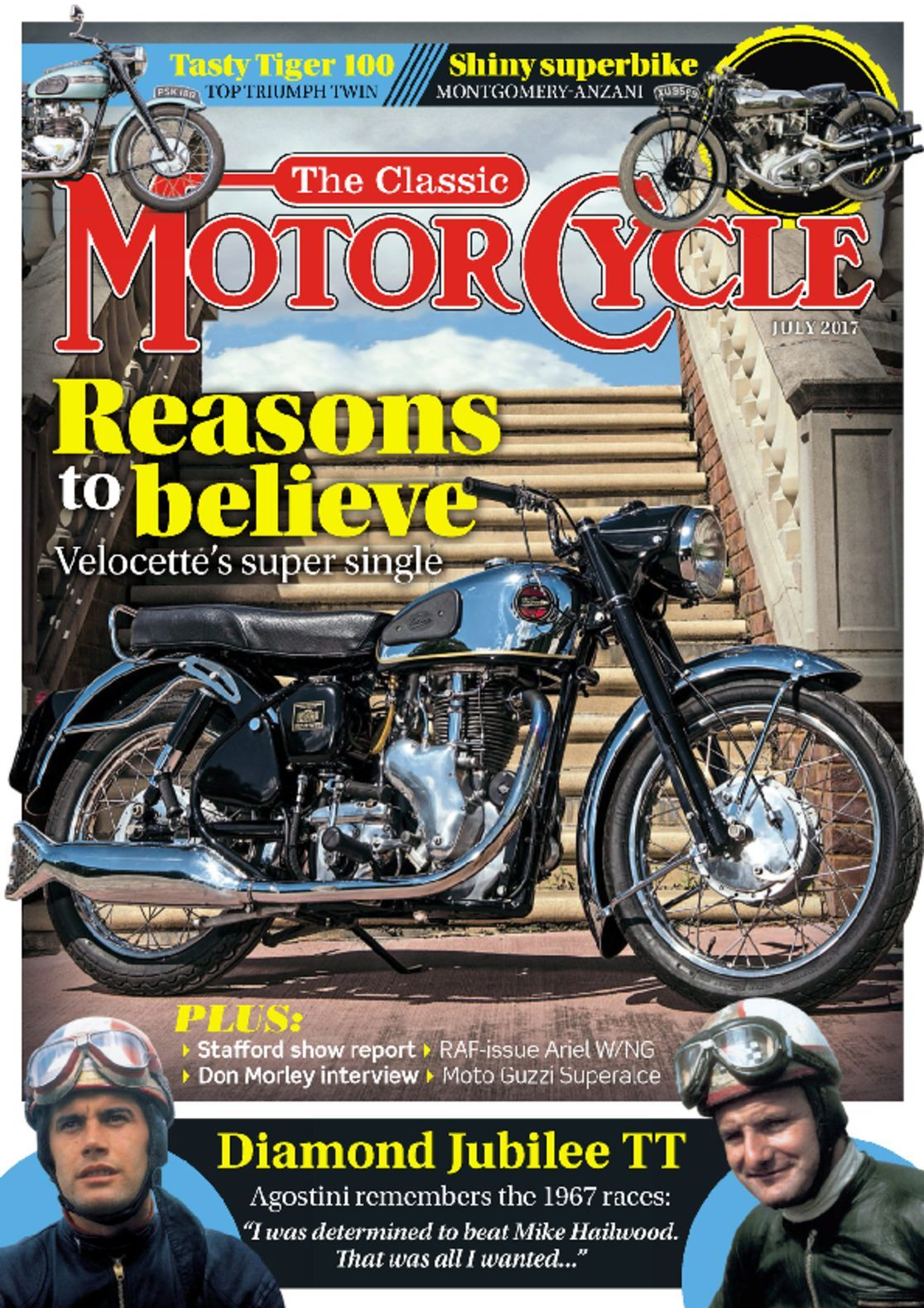 motorcycle classic magazine bike issue discountmags digital magazinecafestore usa mag quick july
