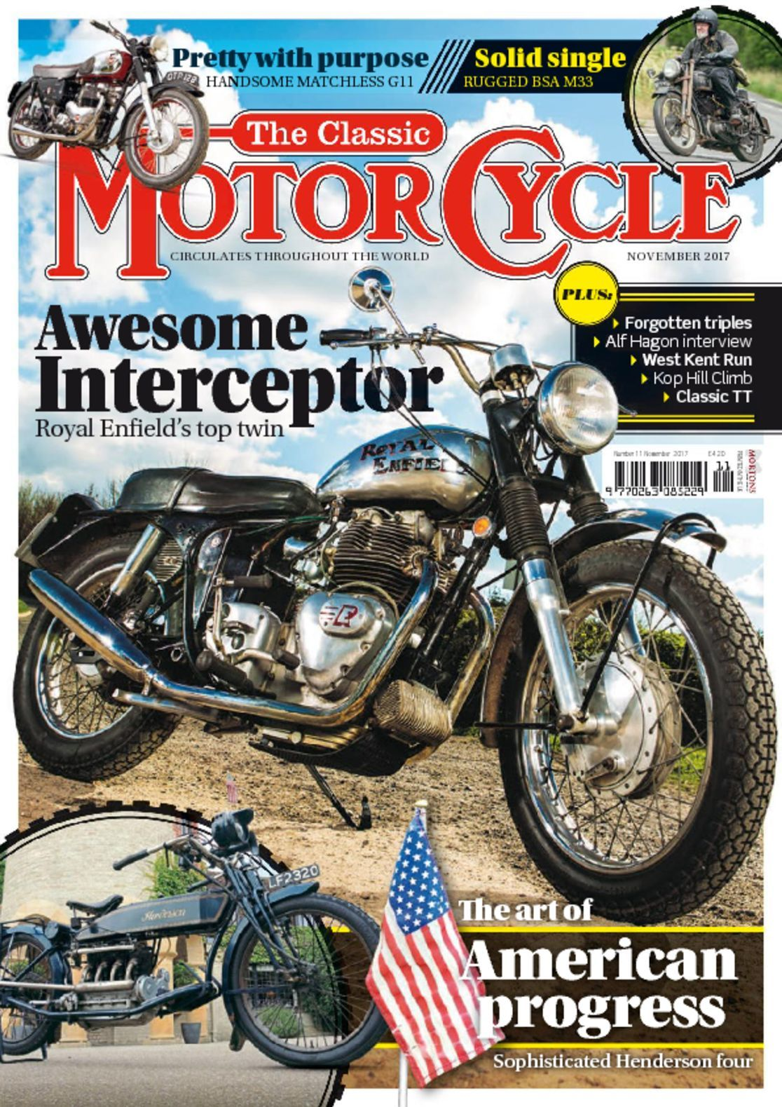 motorcycle classic magazine november covers digital discountmags issue moto subscriptions