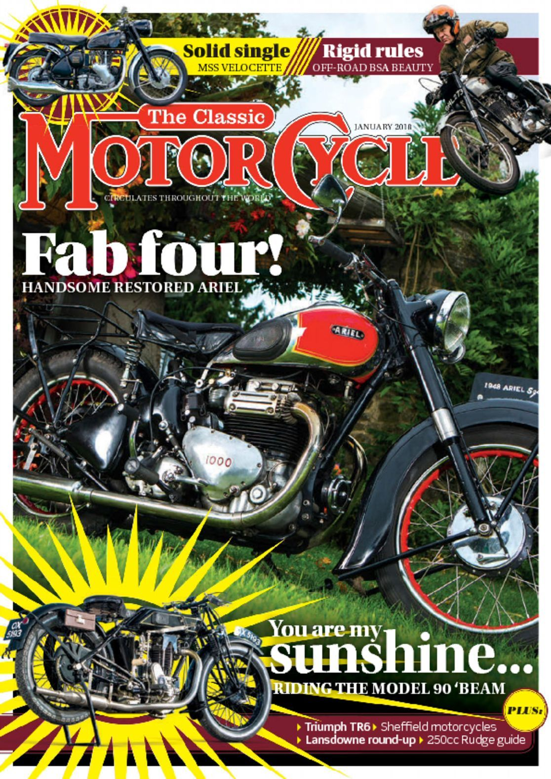 motorcycle classic magazine digital covers issue discountmags january subscriptions