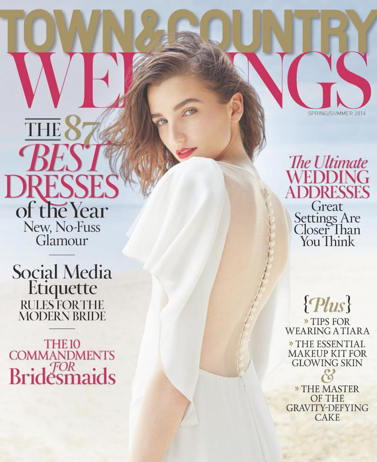Town And Country Weddings: Town & Country Weddings Magazine (Digital)
