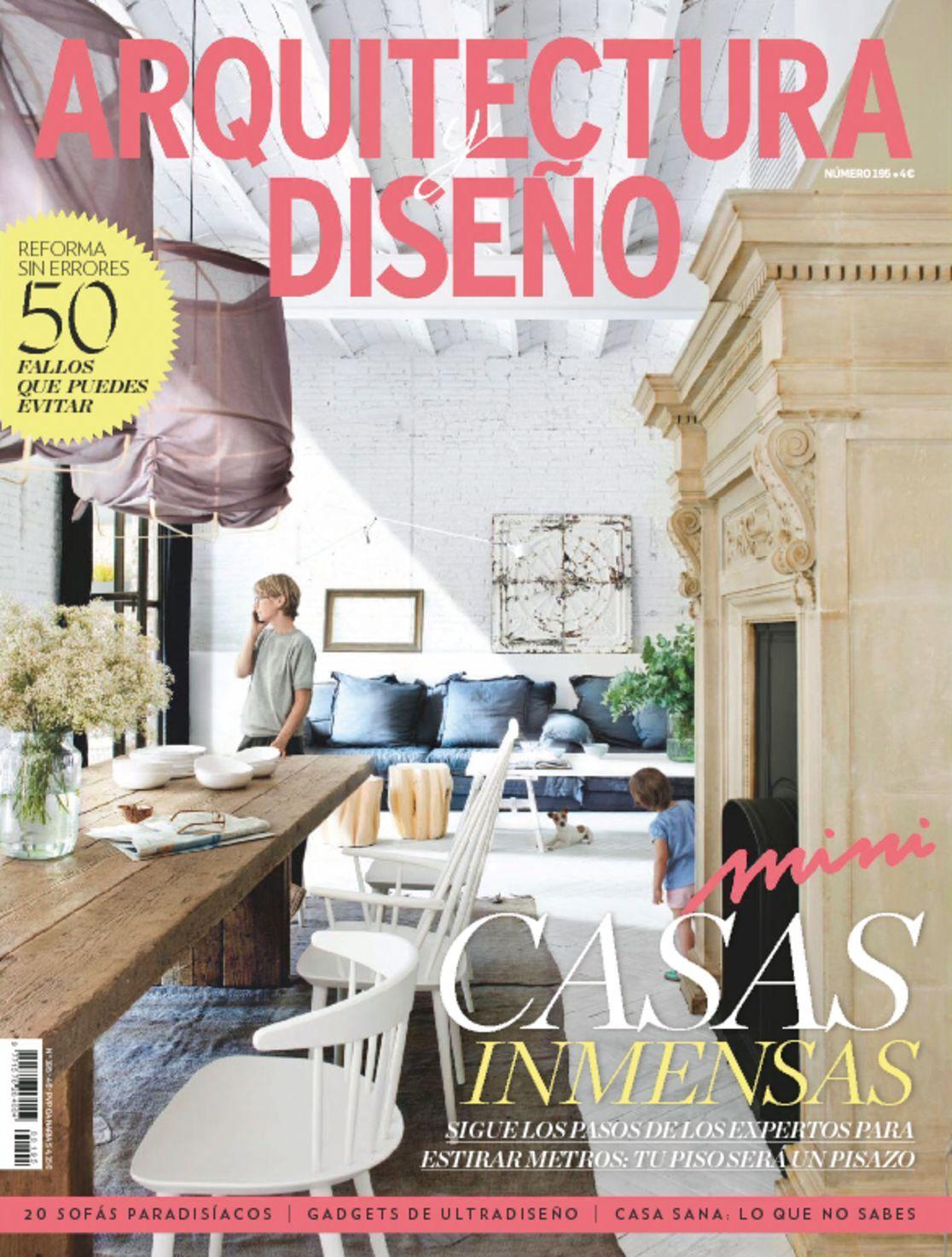 arquitectura y dise o magazine digital