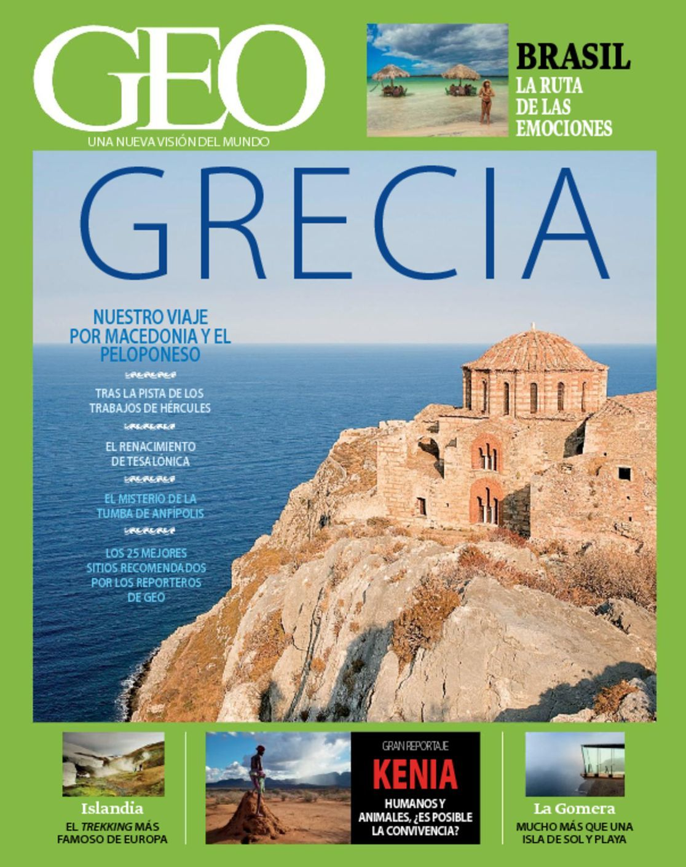 Geo - España (Digital)