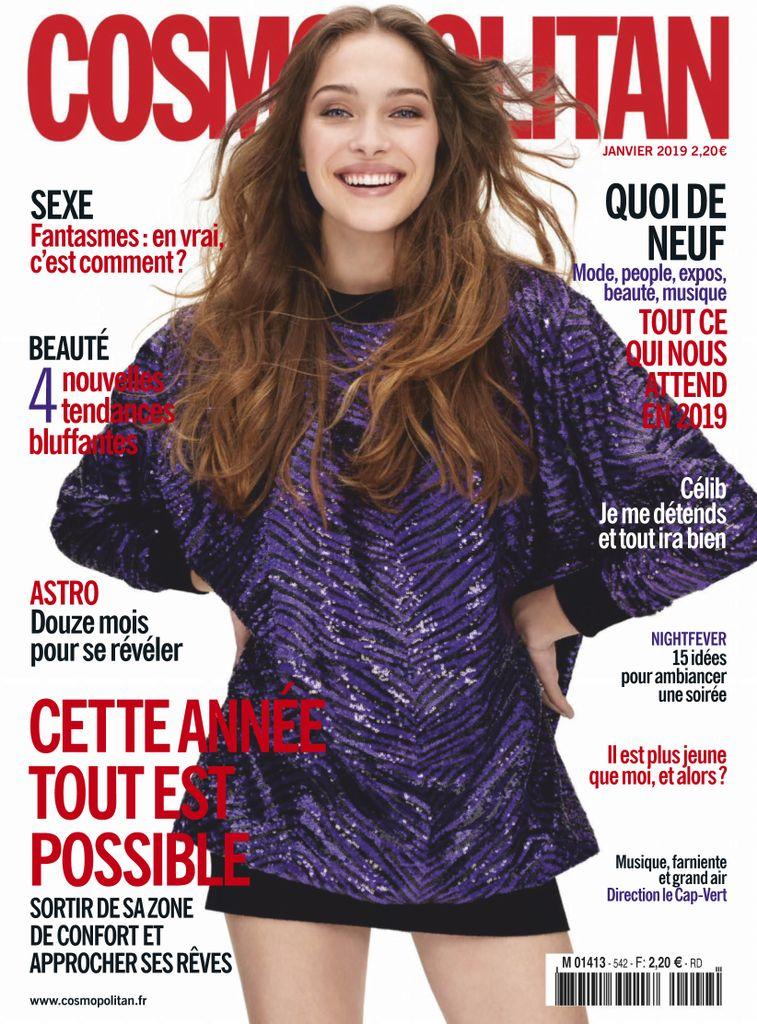 Cosmopolitan FR Digital