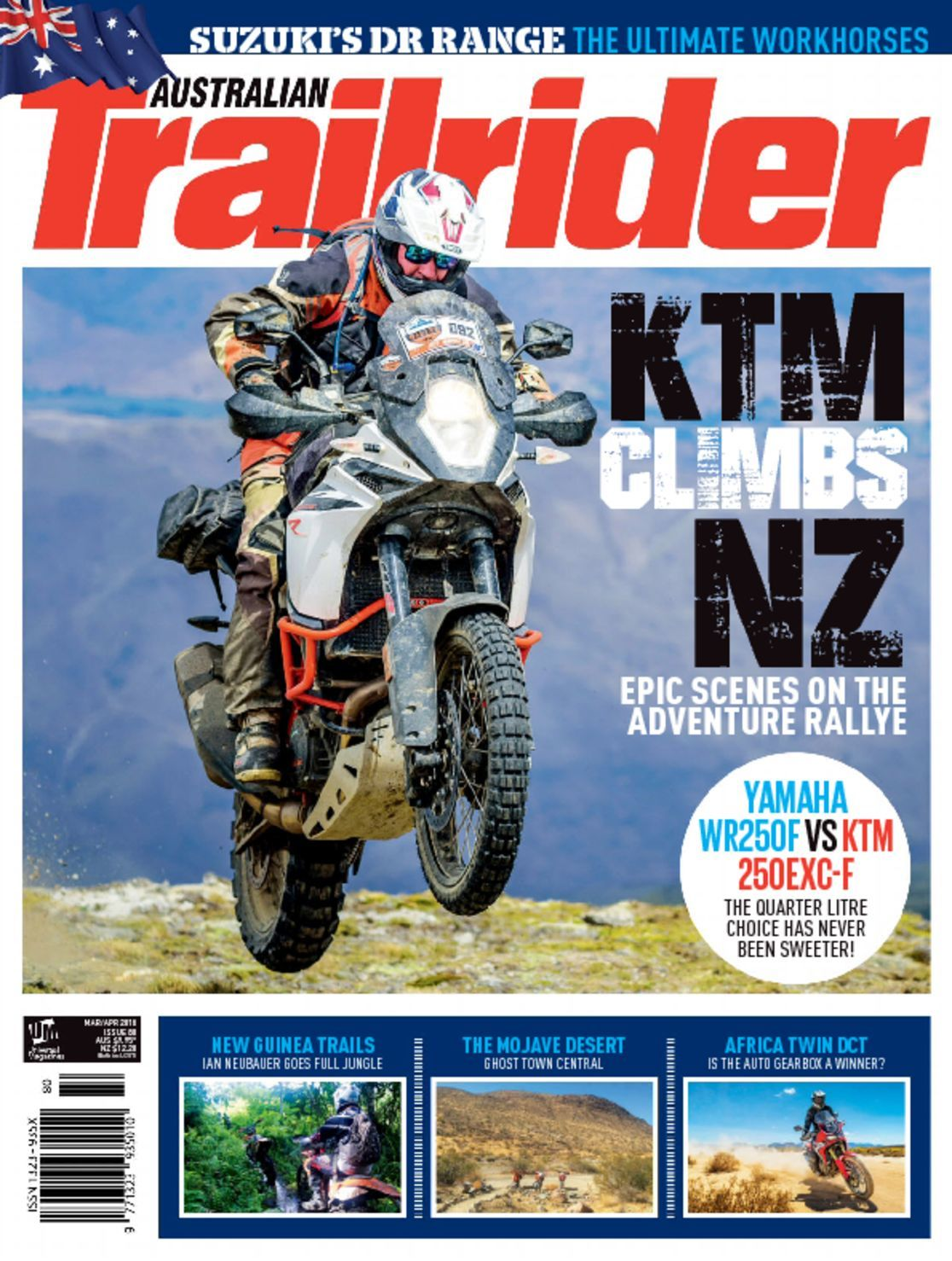 Australian Trailrider Digital