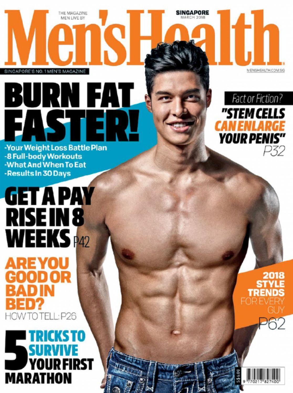 Men's Health Singapore Magazine (Digital)