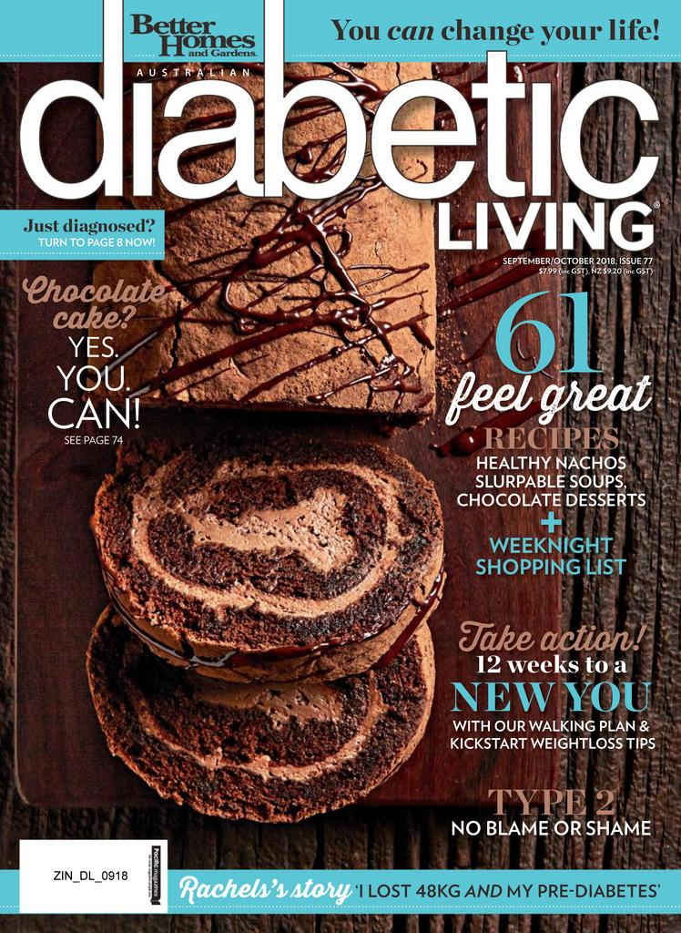 Diabetic Living Australia Digital