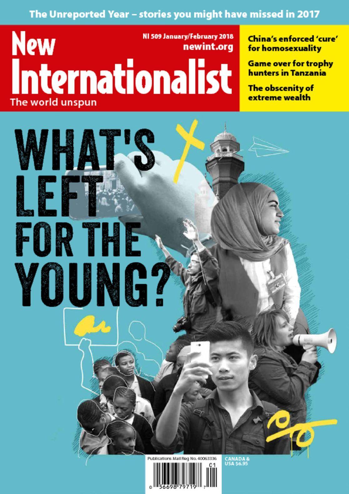 New Internationalist Magazine (Digital)